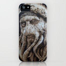 Davy Jones iPhone Case
