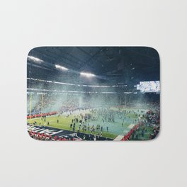 Super Bowl LII Bath Mat