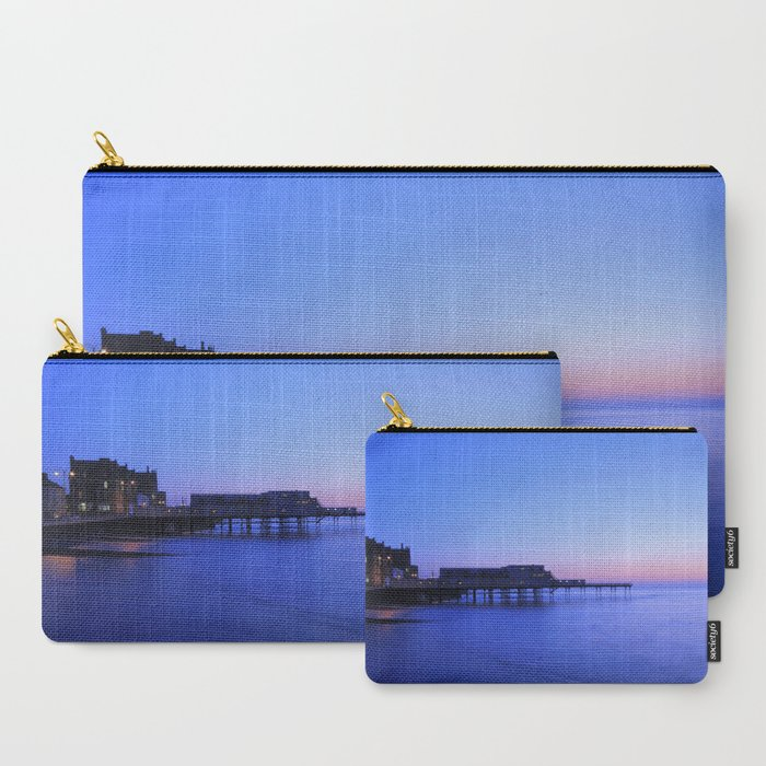 Twilight in Aberystwyth Carry-All Pouch