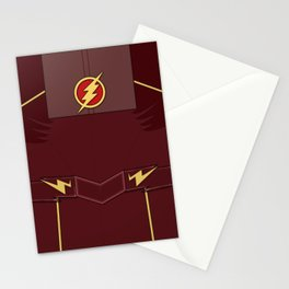 Superheroes phone | The Flash #1 version Stationery Cards