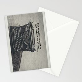 That Moment Stationery Cards