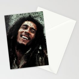 Homage to Marley Stationery Cards