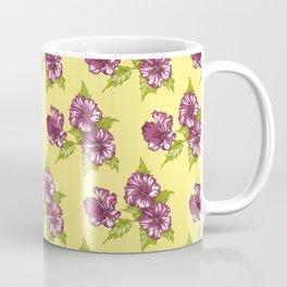Jessica Pale Yellow Coffee Mug
