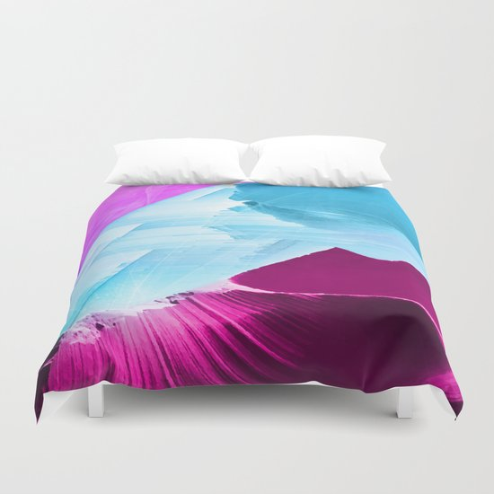 Incalculable Circumstance Duvet Cover