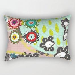 Winter Holidays Rectangular Pillow