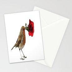 Bird & Rose Stationery Cards