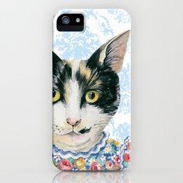 Newtown Nelly iPhone Case