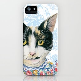 Newtown Nelly iPhone Case