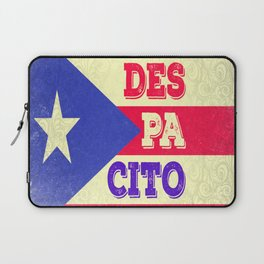 DESPACITO from PUERTO RICO Laptop Sleeve