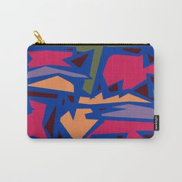 1621 Abstract Thought Carry-All Pouch
