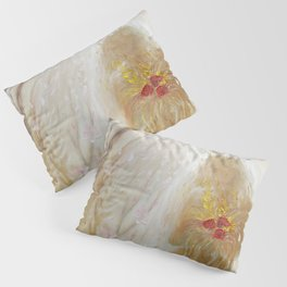 Kore or the juvenile Persephone, the goddess of spring Pillow Sham