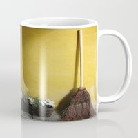 sweden Mugs featuring Simply Sweden by Melia Metikos