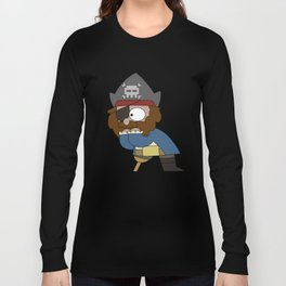 Pirate Shock Long Sleeve T-shirt