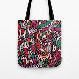 Jammin' Good (Berry) Tote Bag