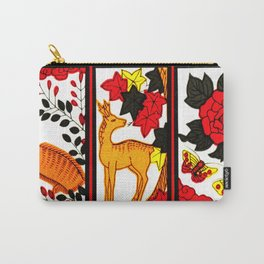 HANAFUDA Carry-All Pouch