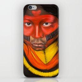 True colors iPhone Skin