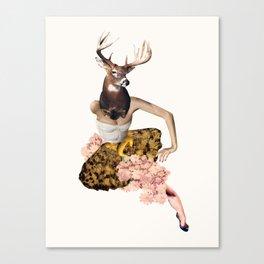 Femme Buck Canvas Print