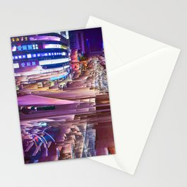 Pleasant Rain Stationery Cards