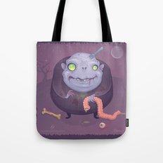Blob Zombie Tote Bag