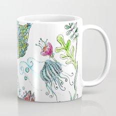 2 fishes Mug