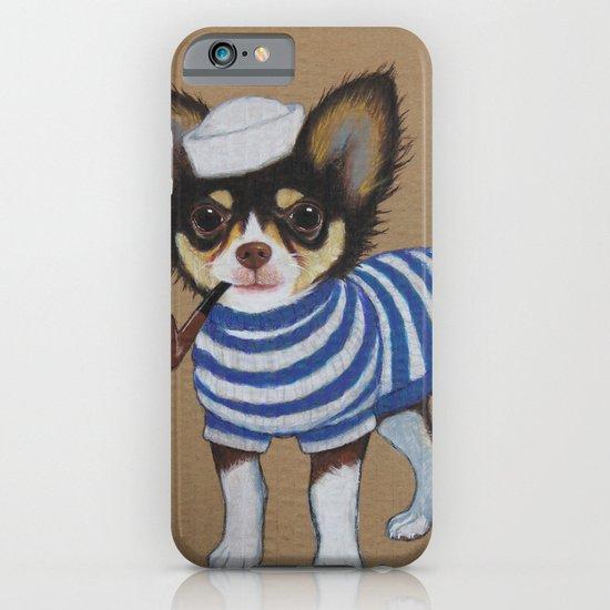 Chihuahua - Sailor Chihuahua iPhone & iPod Case