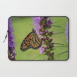 Summer Monarch Butterfly Laptop Sleeve