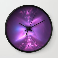 Temple of Nothingness and Stardust Wall Clock