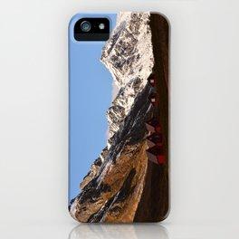 Hatcher Pass Termination Dust iPhone Case