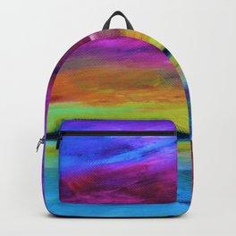 Rainbow Sunset Backpack