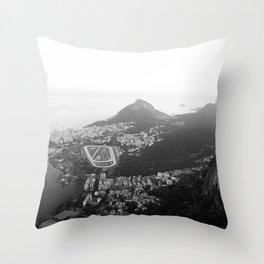Rio de Janeiro, Brasil Throw Pillow