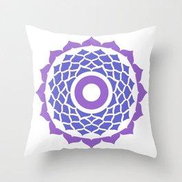 SAHASWARA Throw Pillow