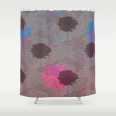 Greys Shower Curtain