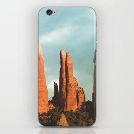 Desert Vortex iPhone Skin