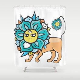 SEEDZ - AHNIK Shower Curtain