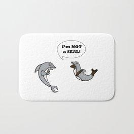 I'm Not A Seal! Bath Mat