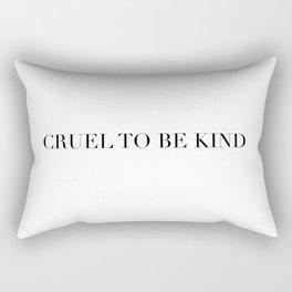 CUEL TO BE KIND Rectangular Pillow
