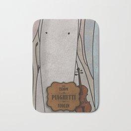 Piaghetti from Ixiom (Violin) Bath Mat