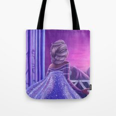 Here I Stand In The Light Of Day Tote Bag