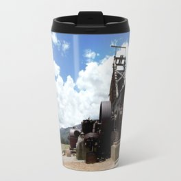 View from the Longfellow Mine, at 11,080 feet Travel Mug