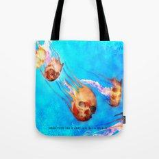 SKULLYFISH 002 Tote Bag