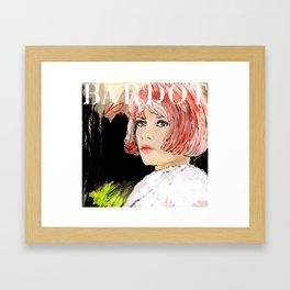 Bardot  Paris Framed Art Print
