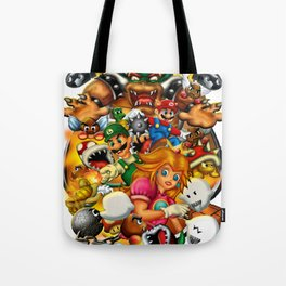 Super Mario Bros. Battle Tote Bag