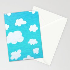 Happy Little Clouds Stationery Cards