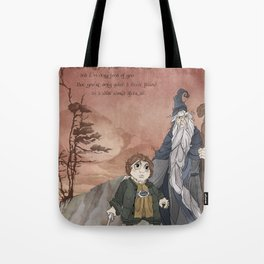 A Wide World Tote Bag