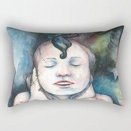 Anna Awakens Rectangular Pillow