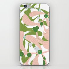 Be Happy and Love Me iPhone & iPod Skin