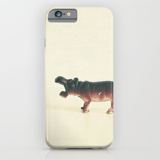 Hungry Hippo iPhone & iPod Case
