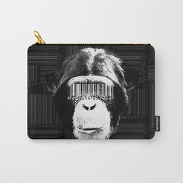 Barcode ape Carry-All Pouch