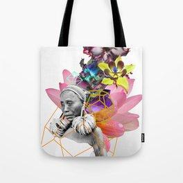 Garo Woman Tote Bag