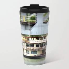 Captain Proud - Under the Bridge Travel Mug